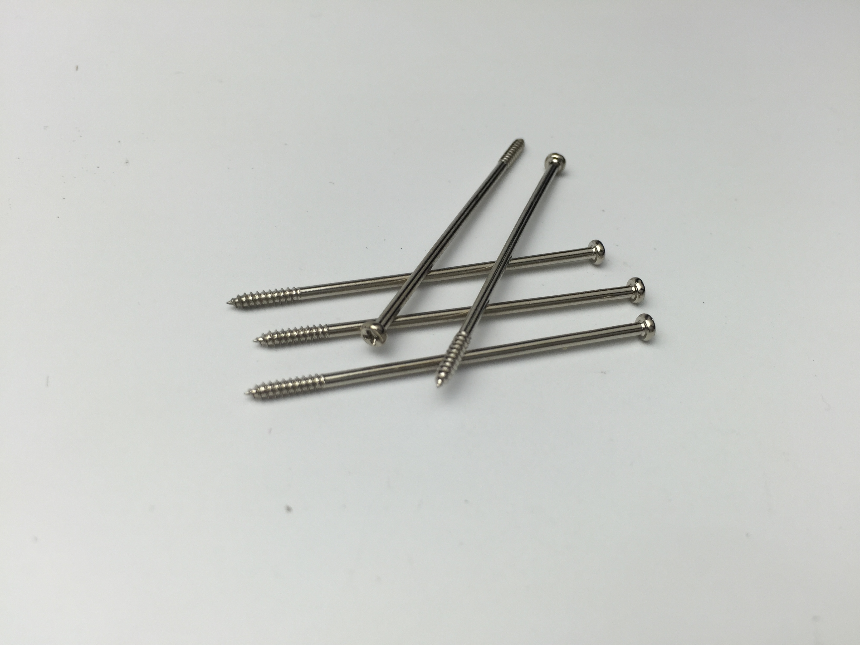 M1.7X42十字自攻半牙螺丝、